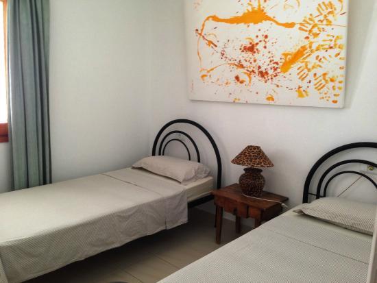 Casa Datscha: zweites Zimmer