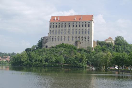 Castle Plumlov