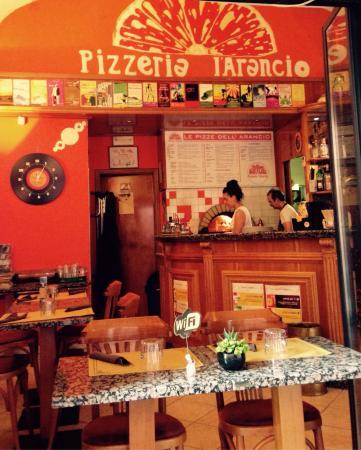 Pizzeria L'Arancio