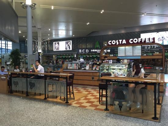 COSTA COFFEE(虹桥机场一店)