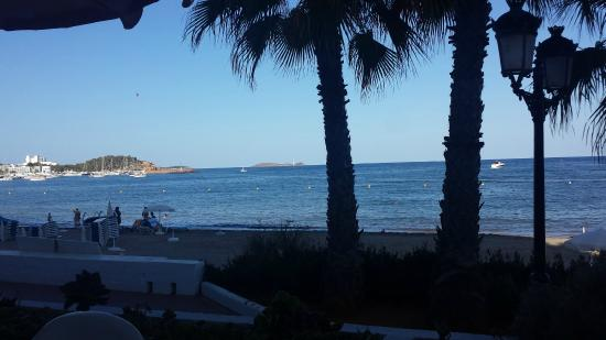 Hotel Riomar: View from the terrace