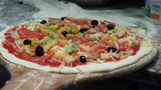 New York Pizza Cafe Venice Menu