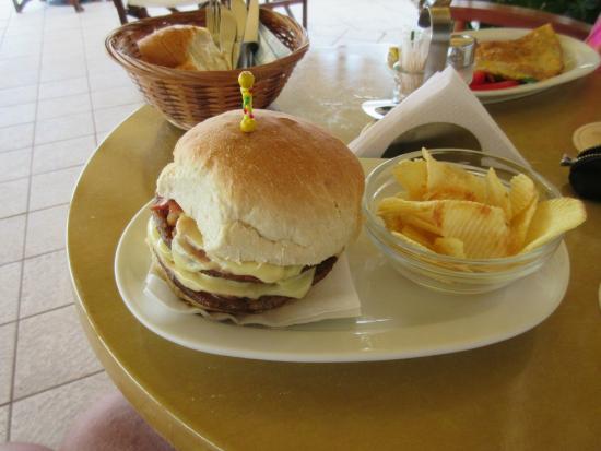 Hotel Long Beach: Snack