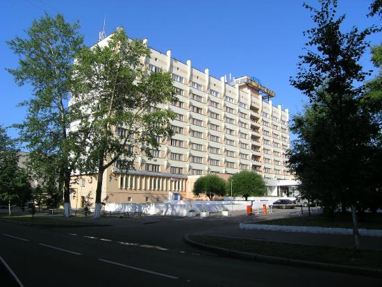 Spasskaya Hotel