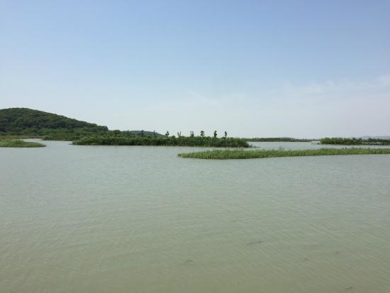 Sanshan Island: 太湖