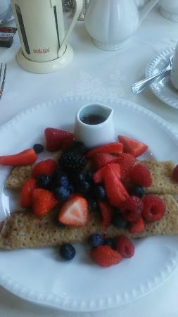The Devonian: pancakes