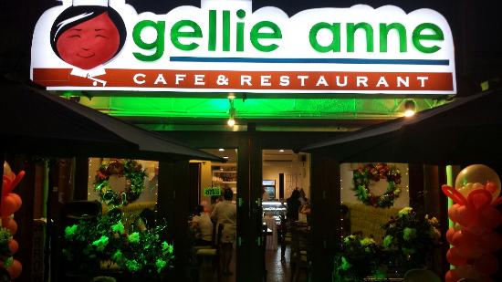 Gellie Anne Cafe and Restaurant