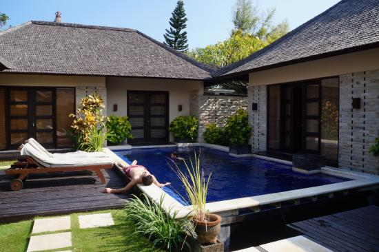 Bali Baik Villa & Residence: Villa Alex