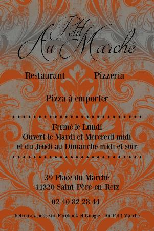 Restaurant Saint Pere En Retz