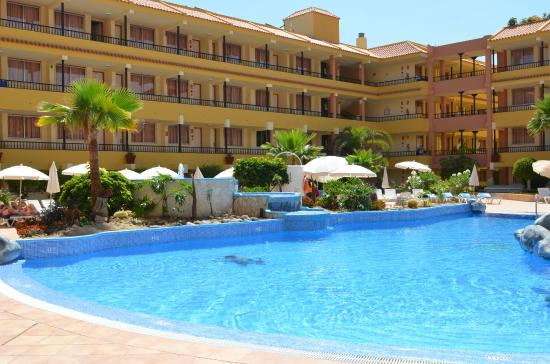 Jardín Caleta-Pool