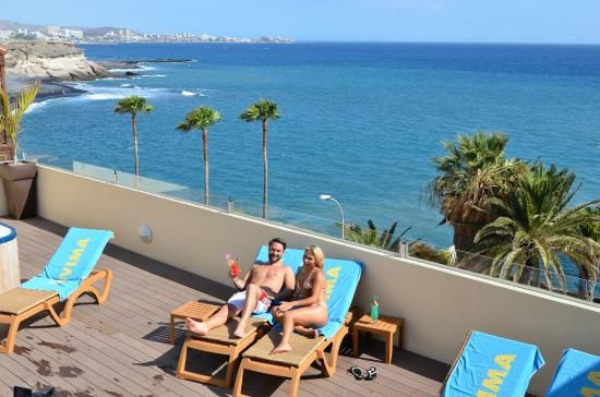 Jard n caleta hotel views picture of hovima jardin for Caleta jardin tenerife