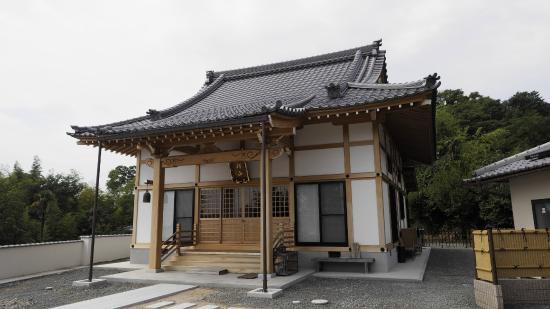 Izumo Gokuraku-ji Temple