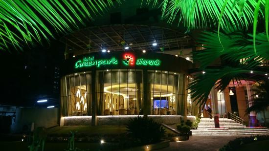 Hotel Greenpark Restaurant