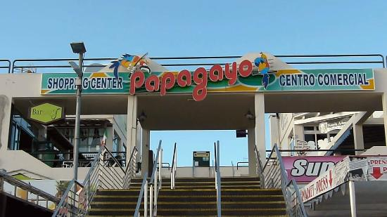 Centro Comercial Papagayo