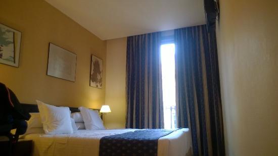 Hotel Atlantis: habitacion doble