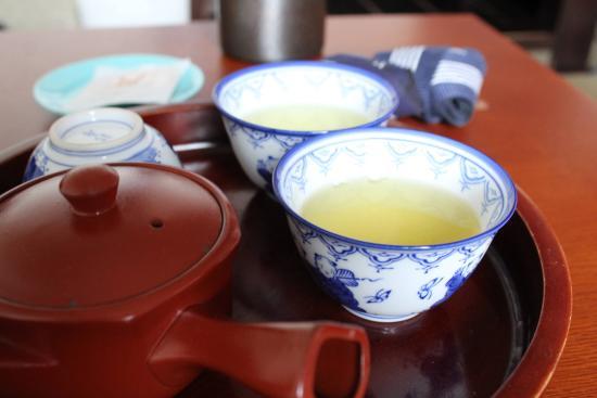 Matsubaya Inn: Tea