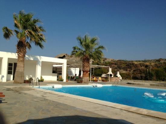 Kedros Villas: Swimming pool