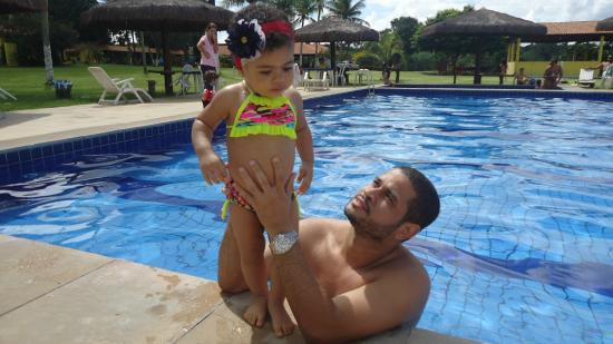 Hotel Fazenda Mirage: Curtindo minha Bebê
