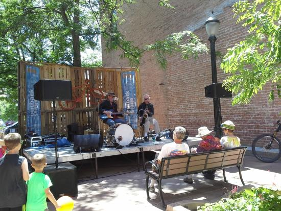 Grand Junction, CO: Music in downtown