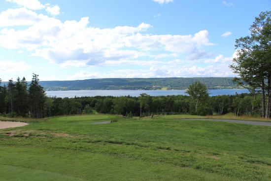 Ben Eoin, Canadá: Golf Course