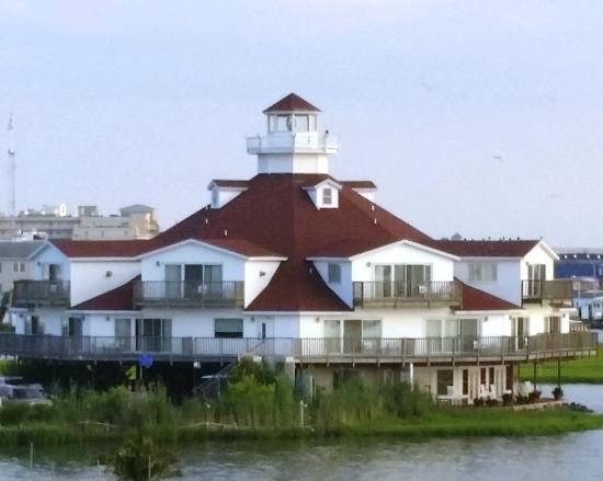 Ocean City Maryland Lighthouse Restaurant
