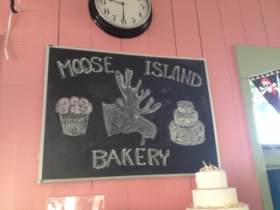 Moose Island Bakery: TASTY TREATS