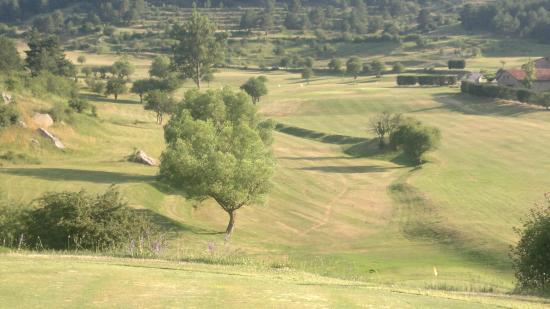 Alcala de la Selva, Spain: vistas