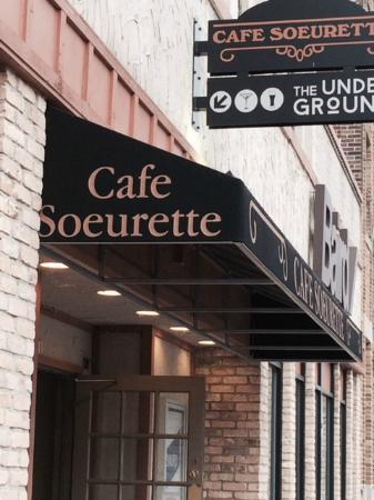 Cafe Soeurette