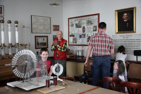 Elektrotechnikai Múzeuma