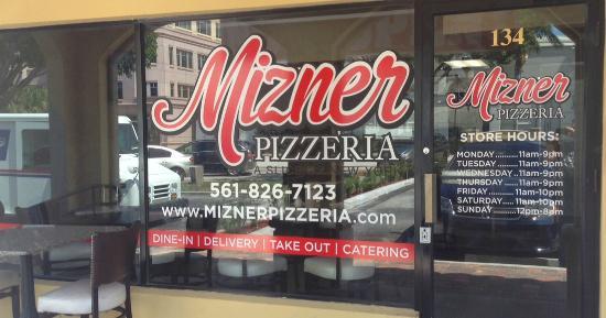 Mizner Pizzeria
