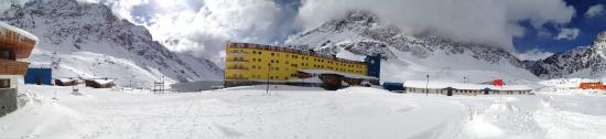 Portillo Hotel: Panorama