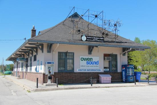 ‪Owen Sound Visitor Information Centre‬