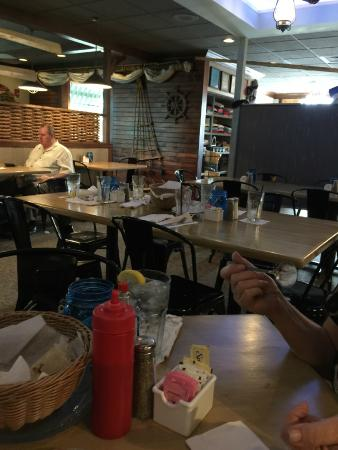 Black Pelican Seafood Greenbrier Inside Restaurant