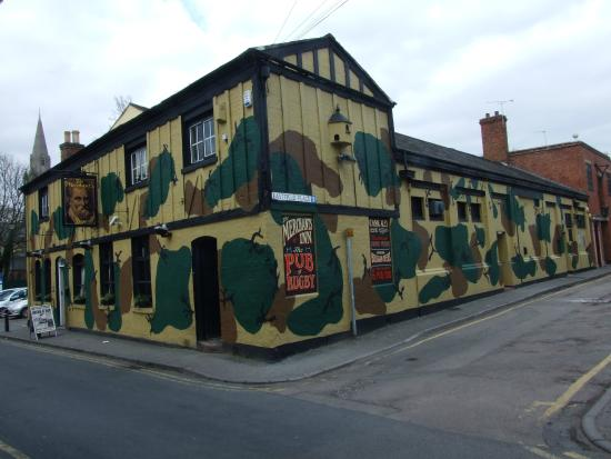 Thomas The Tank Picture Of Merchants Inn Rugby