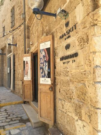 Photo of Tourist Attraction Maskit Old Jaffa at Mazal Dagim 2, Tel Aviv, Israel