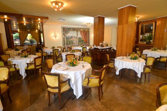 Sala Da Pranzo Picture Of Grand Hotel Bellavista Palace Montecatini Terme Tripadvisor