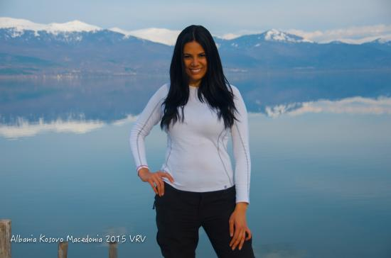 Albania: Lake Presses