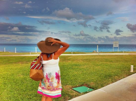 dreams riviera cancun resort u spa paisajes bonitos por todos lados