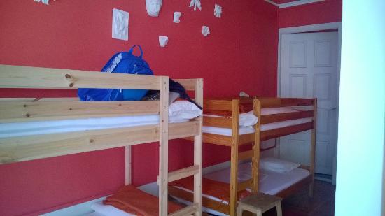 Magnolia Porto Hostel: relax