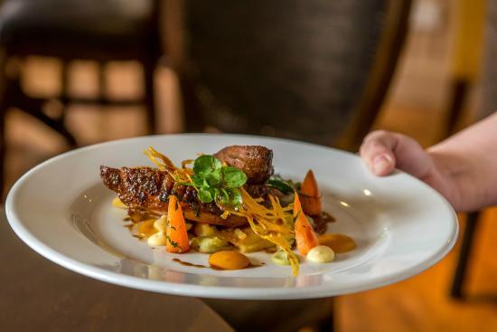 The Inn at Kippen: British Cuisine