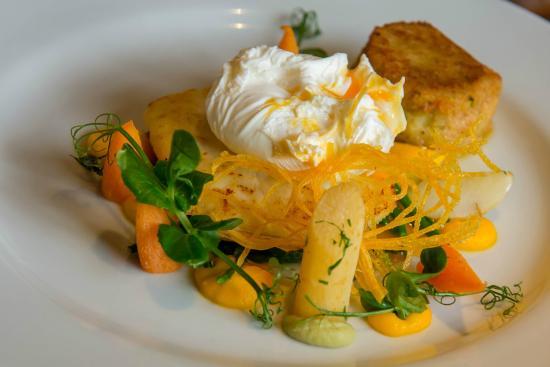 The Inn at Kippen: Stunning Food