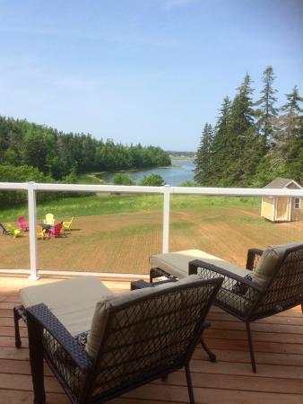 The Gables of PEI Resort: Cordelia's Cottage view