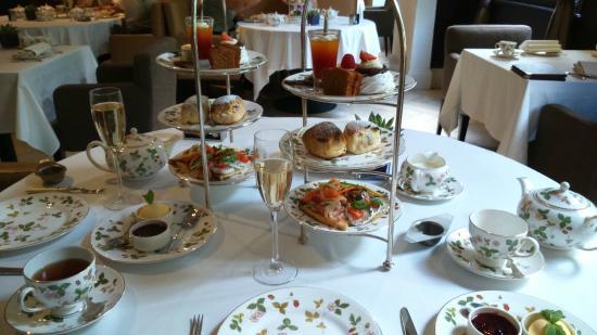 Millennium Hotel London Mayfair Our Gluten Free Afternoon Tea