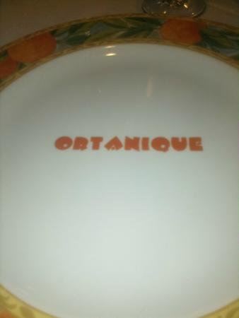 Ortanique on the Mile: Love the china