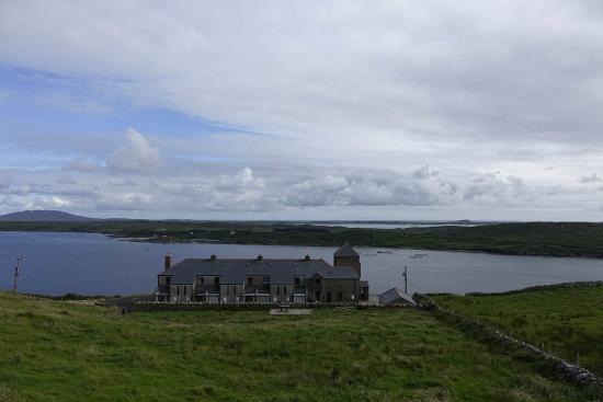 The Coastguard Station: From Upper Sky Road