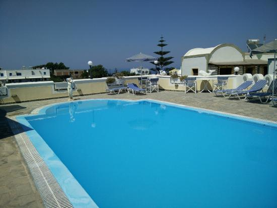 Atlas Pension: piscina