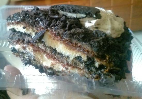 Oficina de Tortas: Torta Negresco