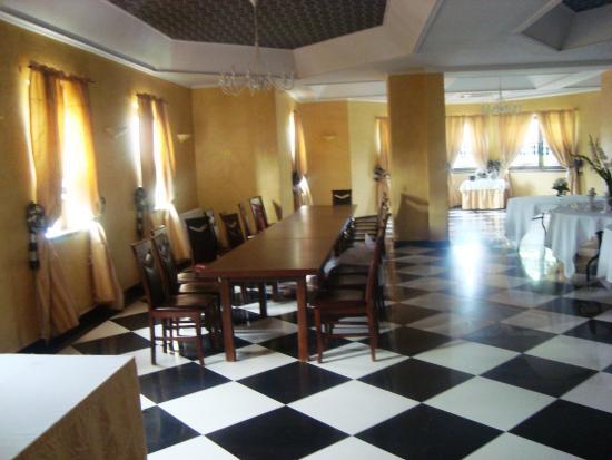Ruda Slaska, Polônia: Spiserestaurant