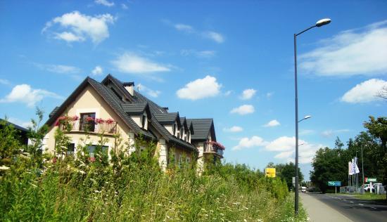 Ruda Slaska, Polônia: Hotellet