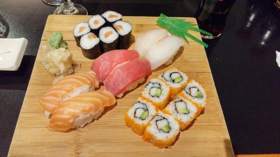Osaka: Makis - Sushis - California rolls